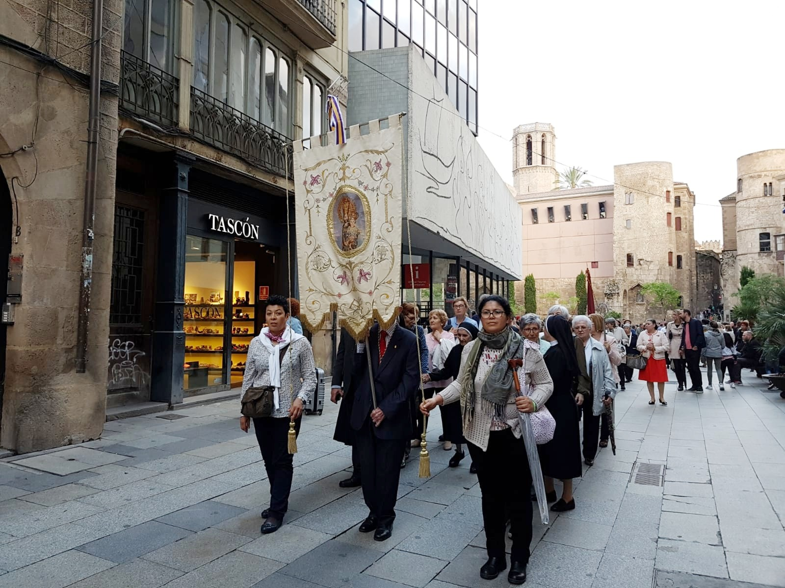 asociacion san jose en barcelona procesion