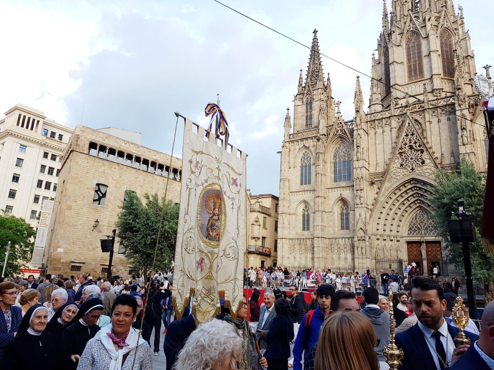 Corpus en Barcelona