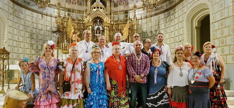 misa rociera 2018 coro rociero de sabadell