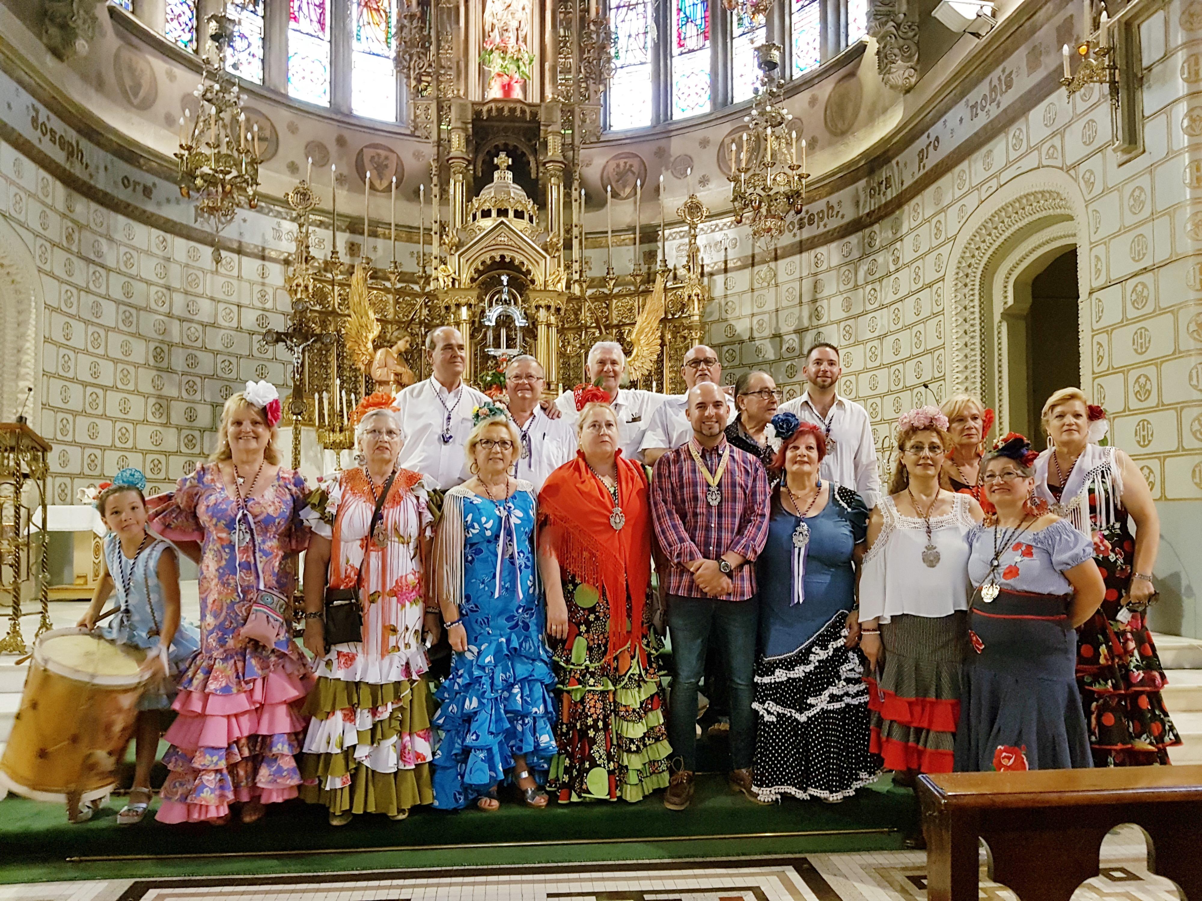 Misa Rociera 2018 – Real Santuario San José de la Montaña