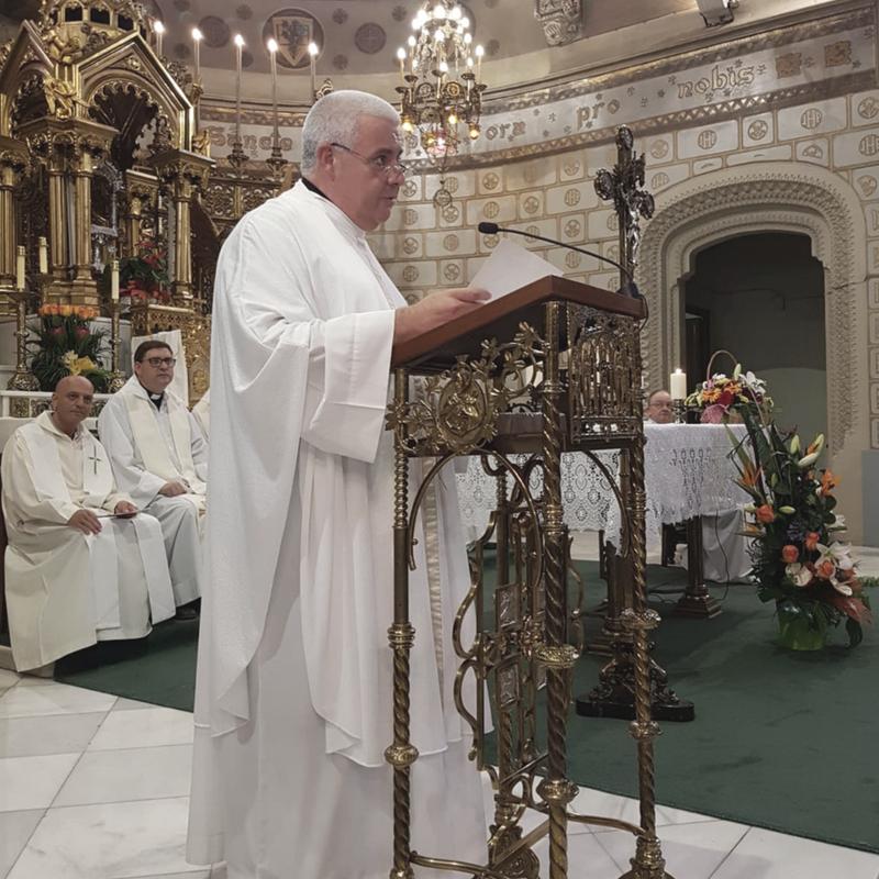 Bodas de Plata Sacerdotal – Padre Juan Barrio Puente