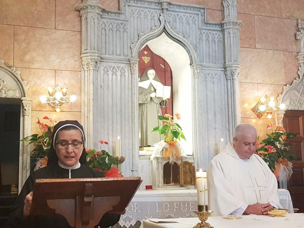 beata petra lecturas eucaristia
