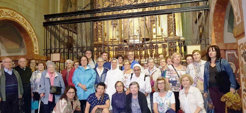 Ruta beata petra iglesia belen barcelona