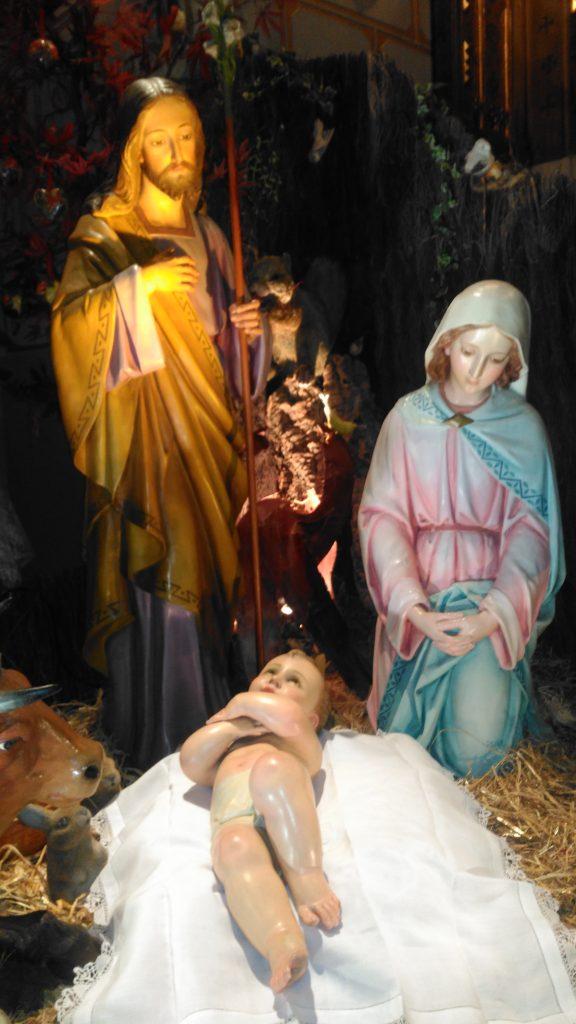 Solemnidad de María Madre de Dios año nuevo