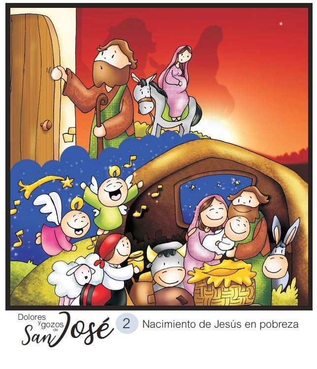 Dolores y Gozos 2º dolor y gozo 7 domingos a san jose