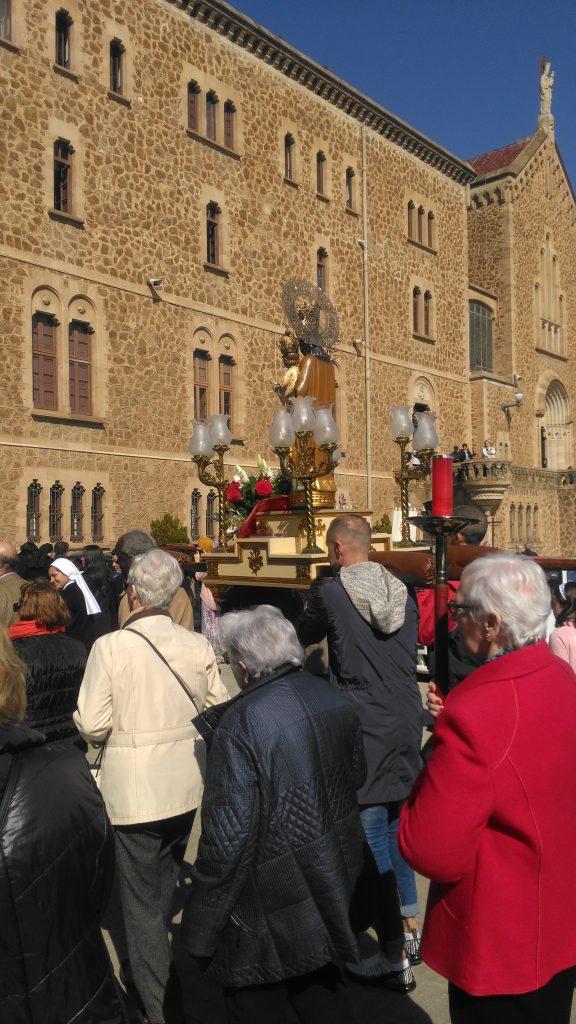 procesion quema de cartas san jose
