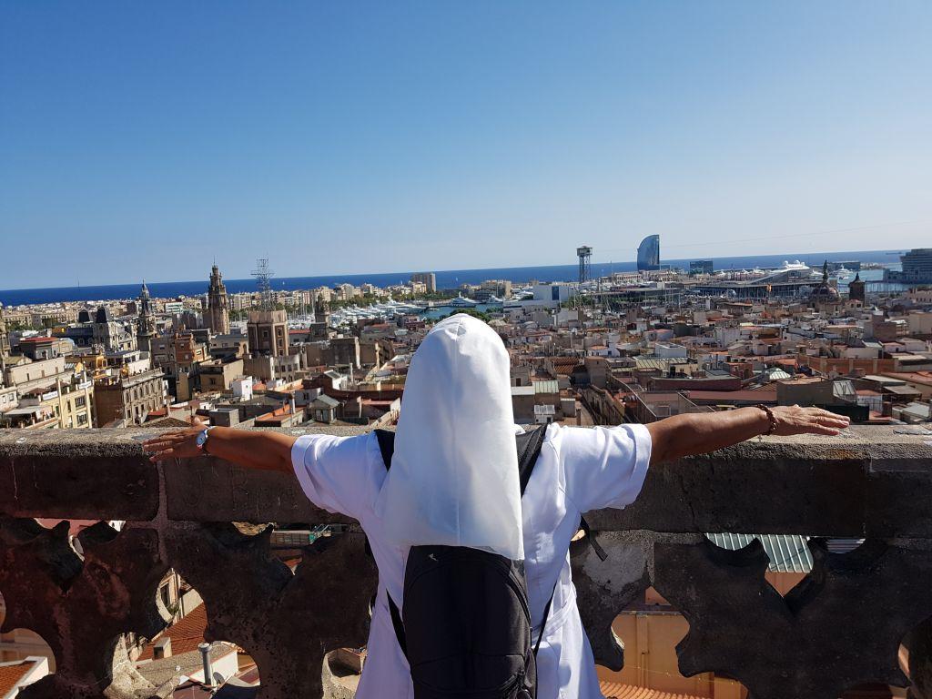 santuario y barcelona san jose de la montaña madre