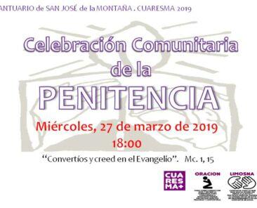 celebración comunitaria penitencia