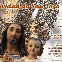 solemnidad san jose 2019