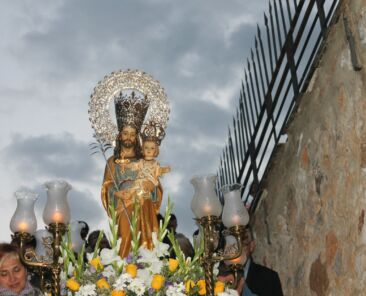 San Jose de la montaña en procesión barcelona