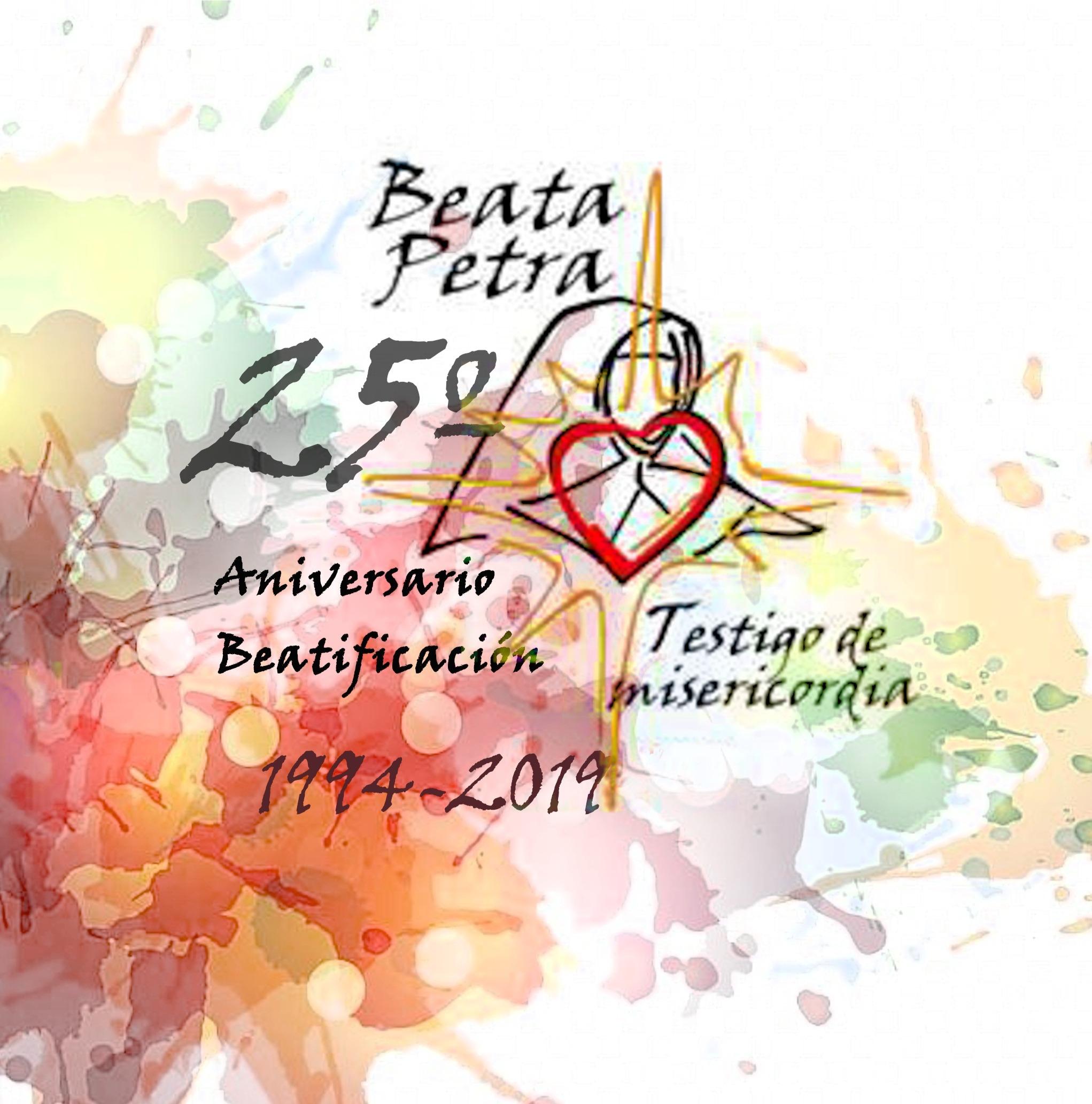 25 aniversario de la beatificación
