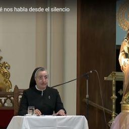 madre rosario benitez mater mundi