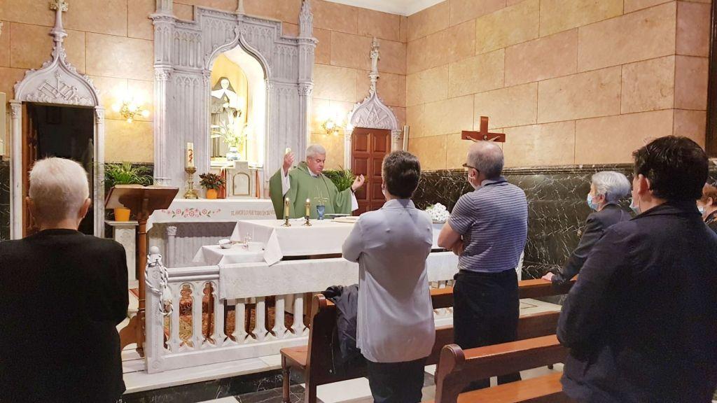 misa tras la cuarentena