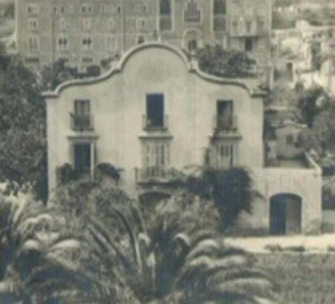 Can tusquests reial santuari sant josep de la muntanya historia barcelona