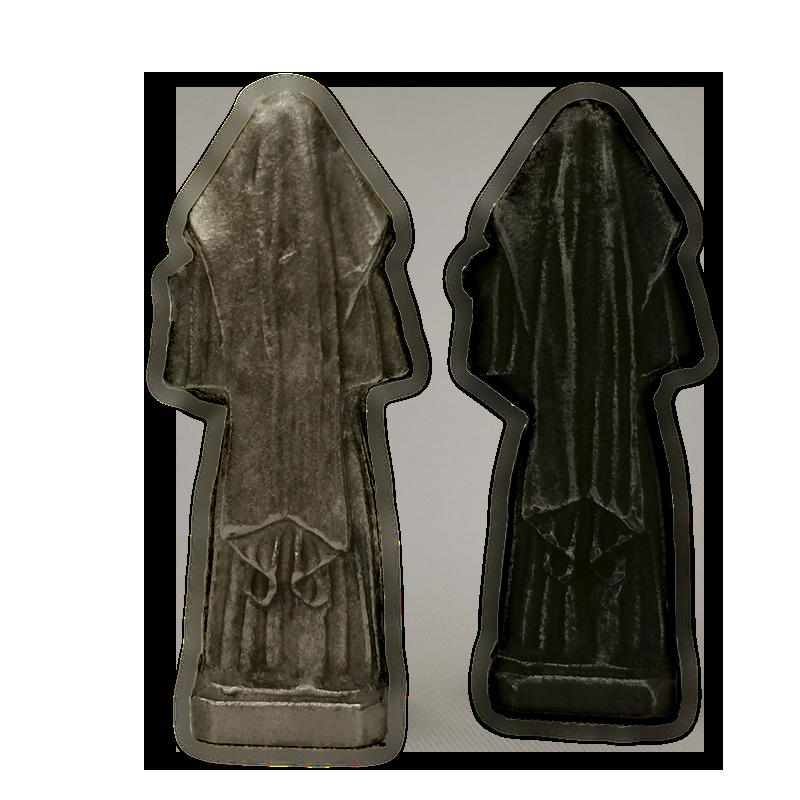 imatges de Mare Petra de metall