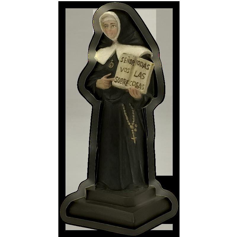 Madre Petra de escayola