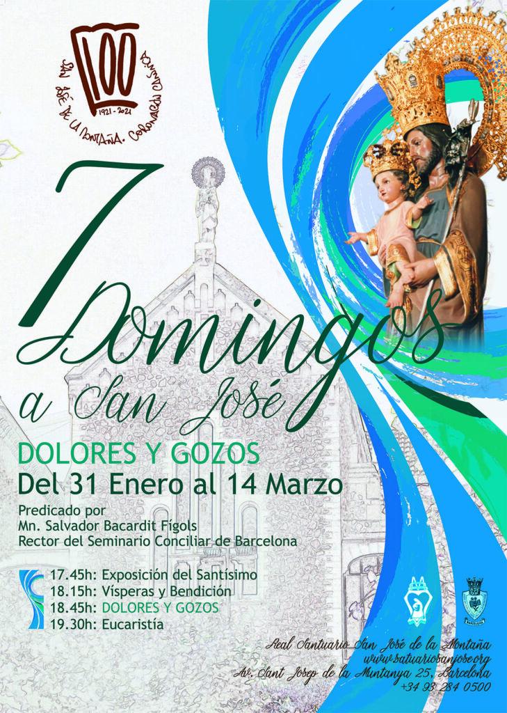 7 Domingo a San José - Dolores y Gozos