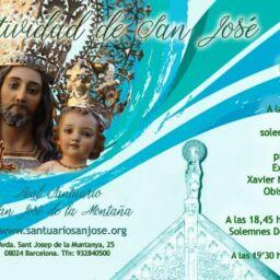 imagen principal cartel de solemnidad san josé 19 de marzo