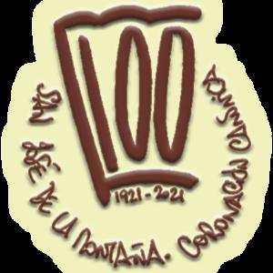 logo centenario de la coronación canónica