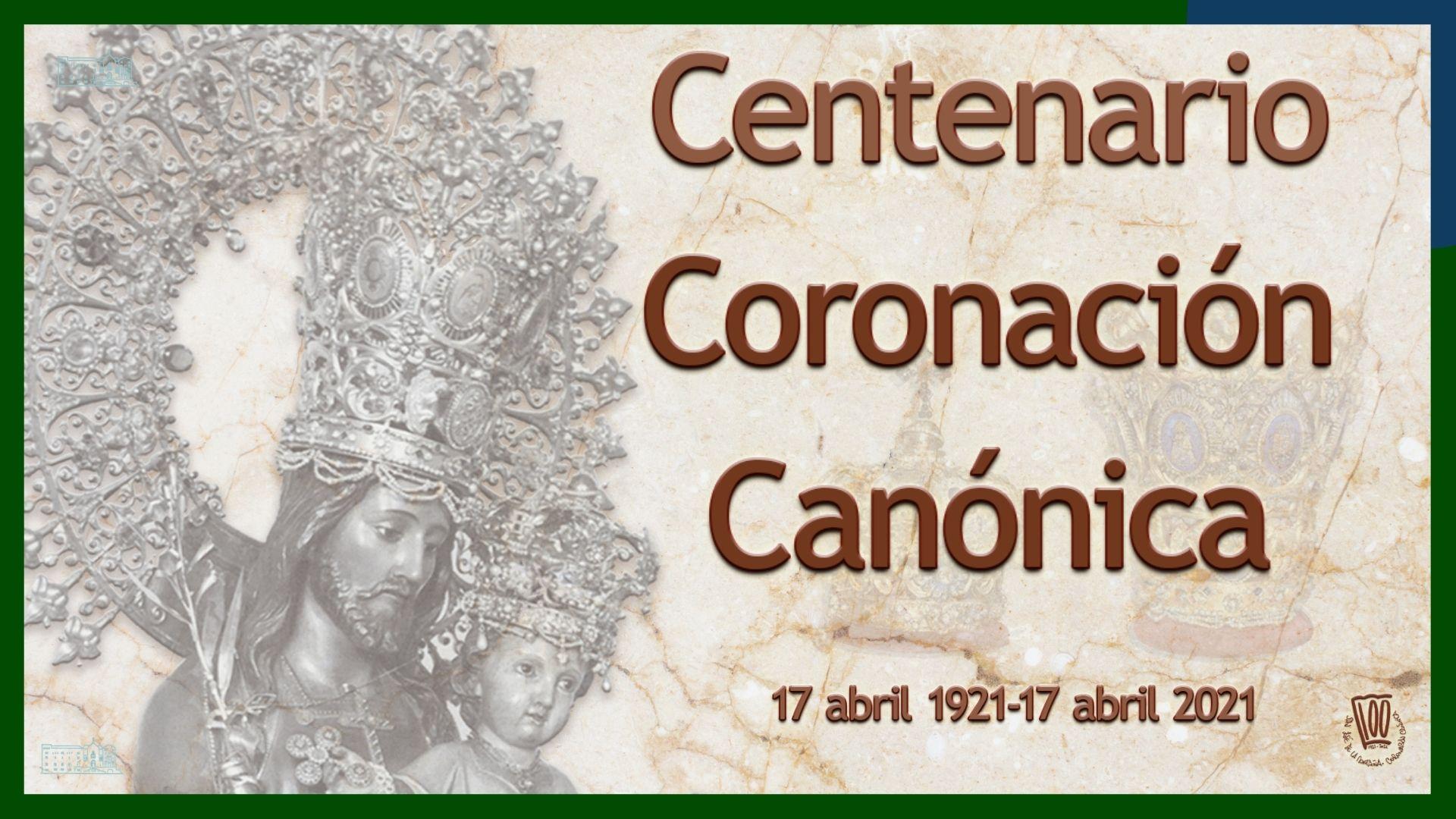 centenario de la coronación canonica de la imagen de san josé de la montaña