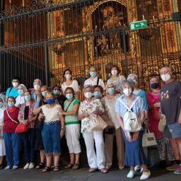 Barba constructores capilla de san José en la catedral