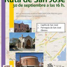 ruta de san jose en barcelona