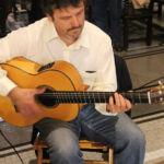 Guitarra: Misa Rociera en San José de la Montaña, Barcelona.