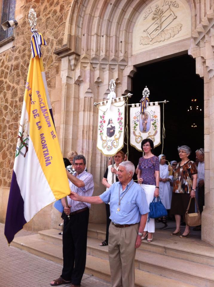 Ltimo domingo josefino real santuario de san jos de la - Barcelona san jose ...