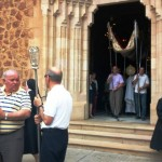 Procesión Corpus Christi. Barcelona.