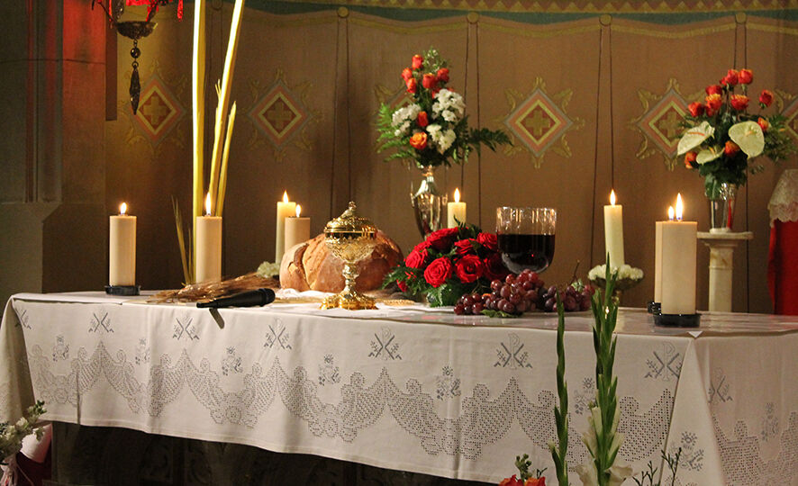 Jueves Santo, cena del señor