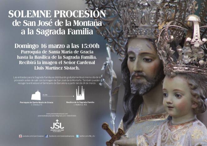 Imagen milagrosa de San José de la Montaña