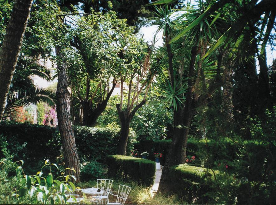 Jardines hogar San José